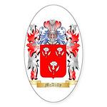 McAlilly Sticker (Oval 50 pk)