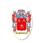 McAlilly 35x21 Oval Wall Decal