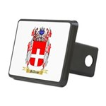 McAleese Rectangular Hitch Cover