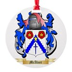 McAleer Round Ornament