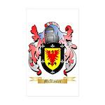 McAlaster Sticker (Rectangle 10 pk)