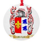 McAgill Round Ornament
