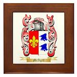McAgill Framed Tile