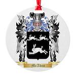 McAdoo Round Ornament
