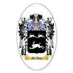 McAdoo Sticker (Oval 10 pk)
