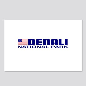 Denali National Park Postcards (Package of 8)