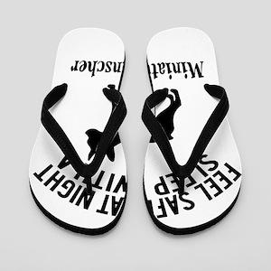 Feel Safe At Night Sleep With Miniature Flip Flops