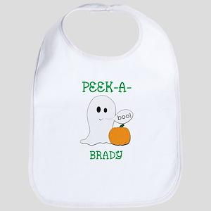 Brady Halloween Peek-A-Boo Gh Bib