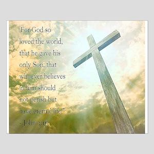 John 3:16 Posters
