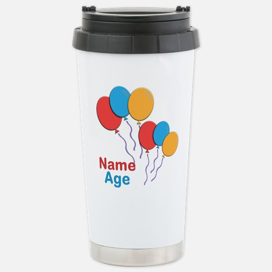 CUSTOMIZE Happy Birthday Any Age Mugs