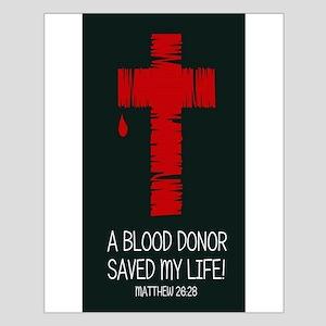 Matthew 26:28 Posters