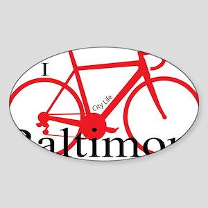 Baltimore Sticker