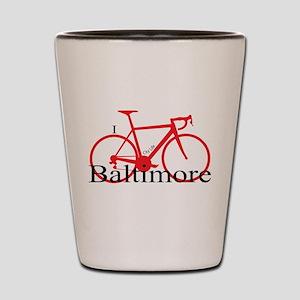 Baltimore Shot Glass