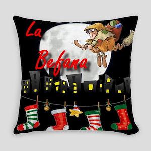 La Befana Everyday Pillow