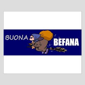 The Italian Christmas Witch, La Befana Posters