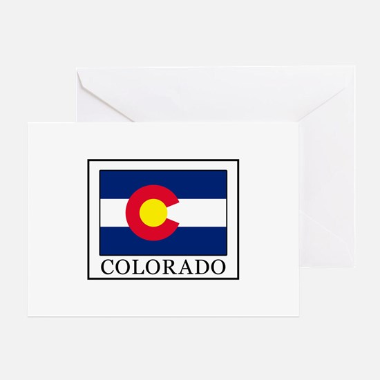 Cute Westminster colorado Greeting Card
