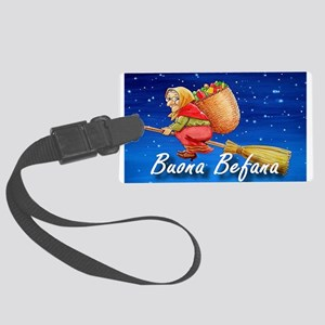 Buona Befana Luggage Tag
