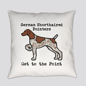 German Shorthaired Pointers Get To The Point Every