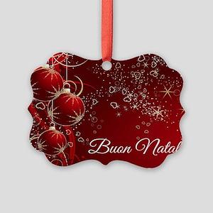Buon Natale Ornament