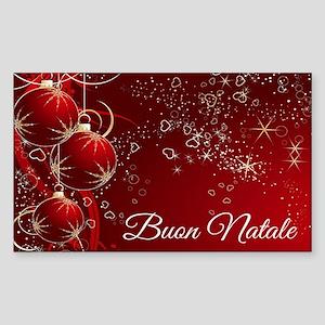 Buon Natale Sticker