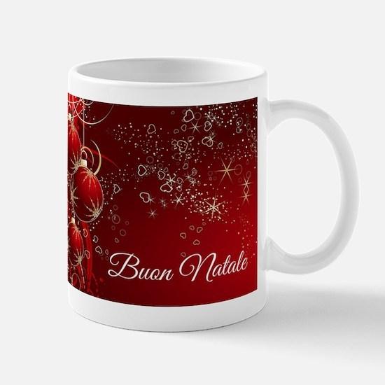 Buon Natale Mugs