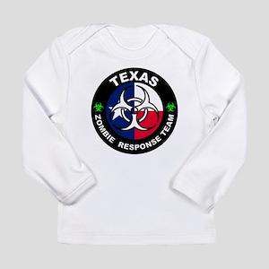 Texas ZRT White Long Sleeve T-Shirt