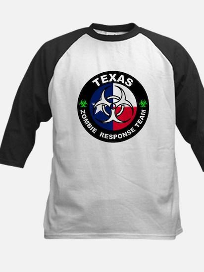 Texas ZRT White Baseball Jersey