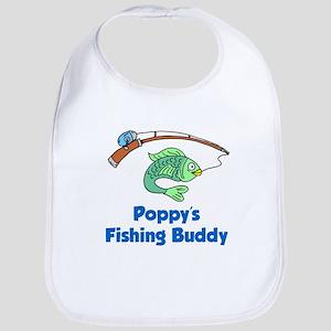 Poppys Fishing Buddy Bib
