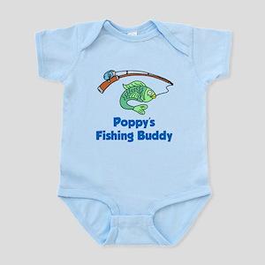 Poppys Fishing Buddy Body Suit