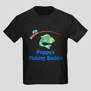 Poppys Fishing Buddy T-Shirt