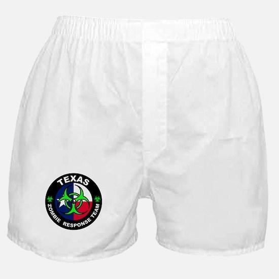 Texas ZRT Green Boxer Shorts
