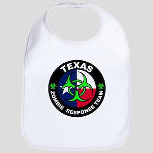 Texas ZRT Green Bib