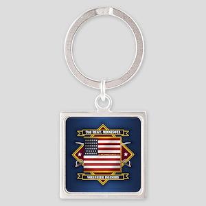 3rd Minnesota Infantry Keychains