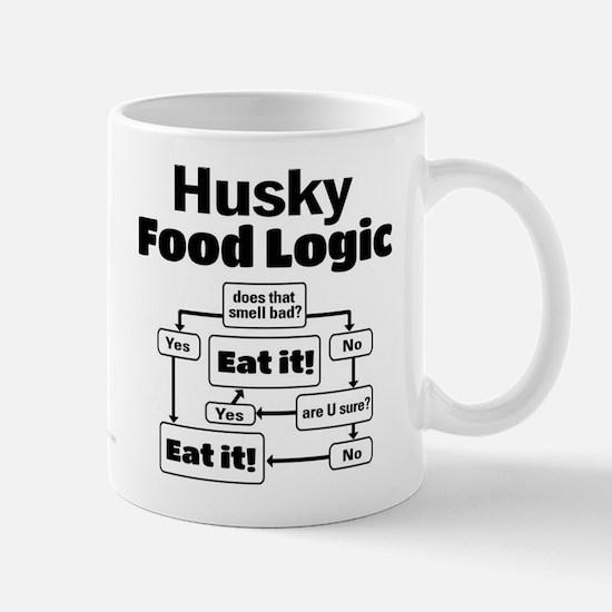 Husky Food Mug