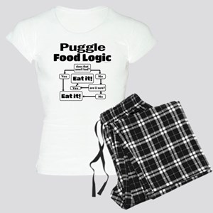 Puggle Food Women's Light Pajamas