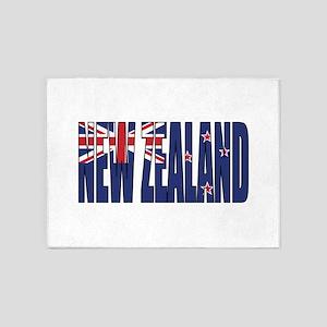 New Zealand 5'x7'Area Rug