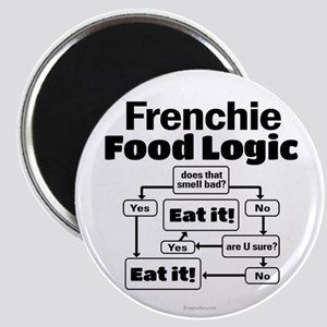 Frenchie Food Magnet