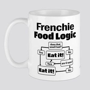 Frenchie Food Mug