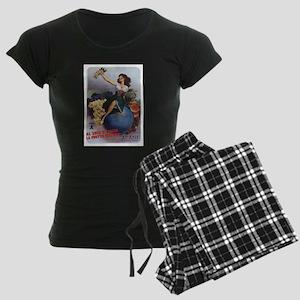 Italian Poster Pajamas