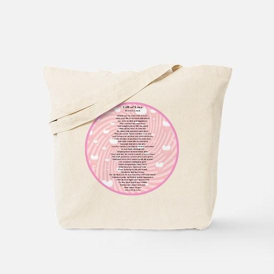 Gift of Love Tote Bag