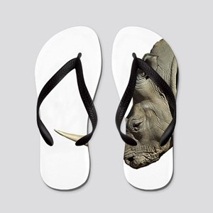 8989176a3dbcf6 The Nile River Flip Flops - CafePress