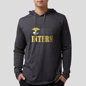 INTERN Long Sleeve T-Shirt