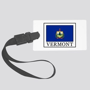 Vermont Large Luggage Tag
