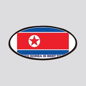 North Korea is best korea Patch