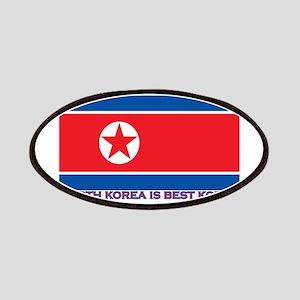 North Korea is best korea Patch