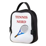 nerd gaming and sports joke Neoprene Lunch Bag