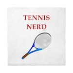 nerd gaming and sports joke Queen Duvet