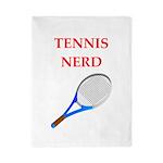nerd gaming and sports joke Twin Duvet
