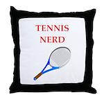 nerd gaming and sports joke Throw Pillow