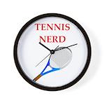 nerd gaming and sports joke Wall Clock